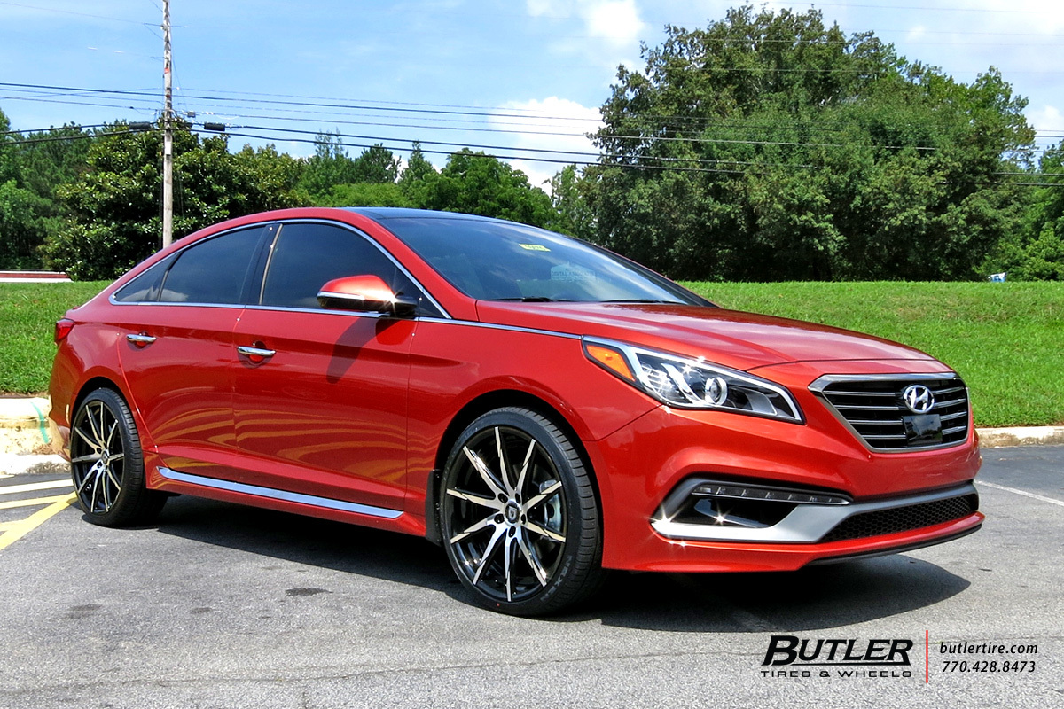 Hyundai Sonata With 20in Lexani Css15 Wheels Exclusively From Butler Tires And Wheels In Atlanta Ga Image Number 8964