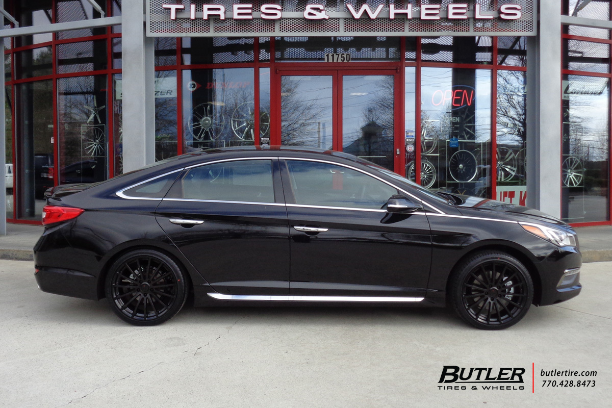 Hyundai Sonata With 19in Tsw Mallory Wheels Exclusively From Butler Tires And Wheels In Atlanta Ga Image Number 8683
