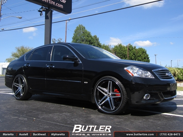 Related Keywords Amp Suggestions For Infiniti M35 On 22 Rims