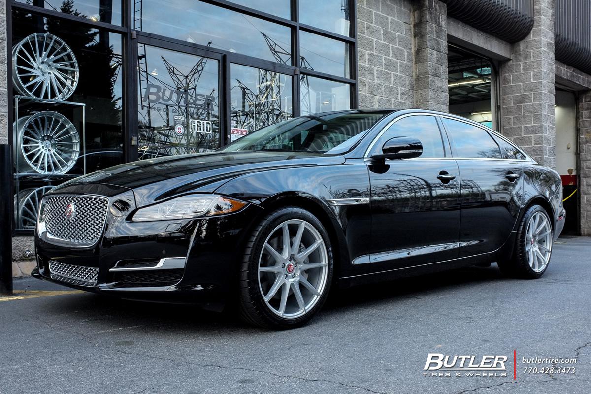 jaguar xj   savini bm wheels exclusively  butler tires  wheels  atlanta ga
