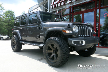 Jeep Wrangler Rims And Tire Packages >> Jeep Wrangler Vehicle Gallery At Butler Tires And Wheels In Atlanta Ga