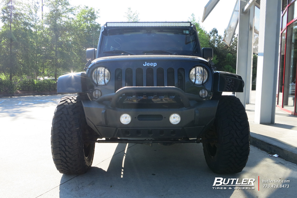 Jeep wrangler with 20in grid offroad gd4 wheels exclusively from jeep wrangler with 20in grid gd4 wheels aloadofball Image collections