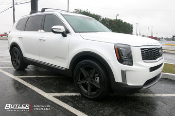 Kia Telluride with 20in TSW Ascent Wheels