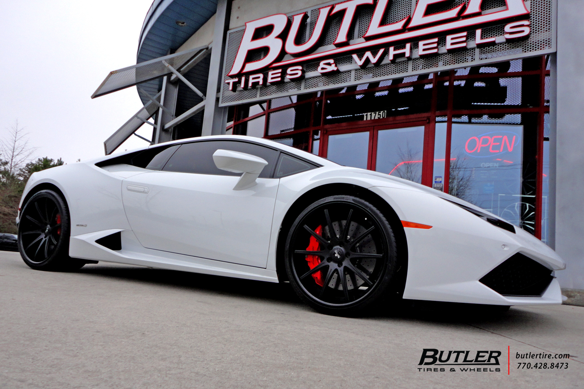 lamborghini huracan with 21in savini sv41 wheels. Black Bedroom Furniture Sets. Home Design Ideas