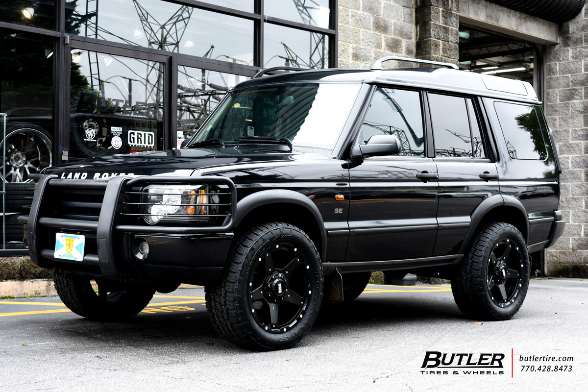 Land Rover Discovery With In Grid Offroad Gd Wheels Extra Large on Land Rover Discovery Suspension