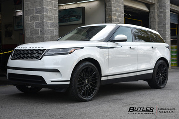 Land Rover Velar with 22in Savini BM13 Wheels