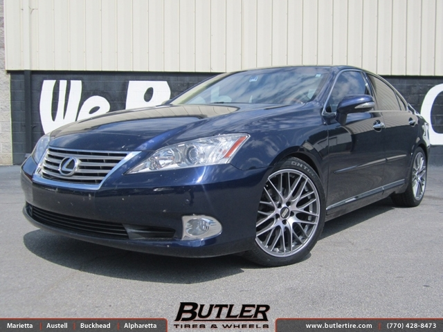 Lexus ES with 19in BBS CS5 Wheels