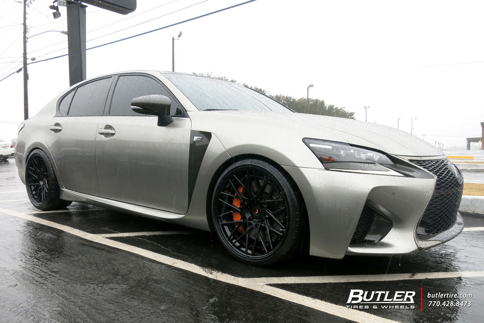 07 >> Lexus Gs F With 20in Vossen S17 07 Wheels Exclusively From Butler