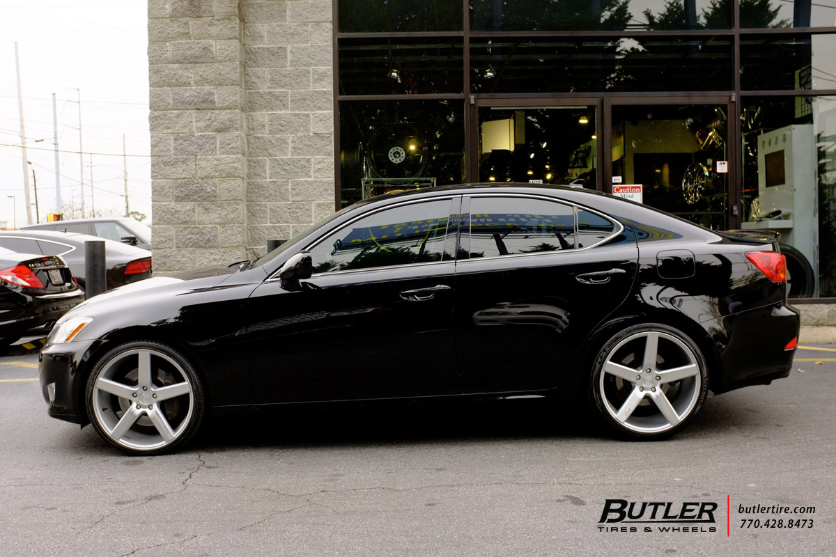 Audi Of Atlanta >> Lexus IS with 20in Niche Milan Wheels exclusively from Butler Tires and Wheels in Atlanta, GA ...