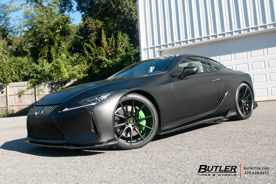 Lexus Lc With In Ag Luxury M Wheels Large
