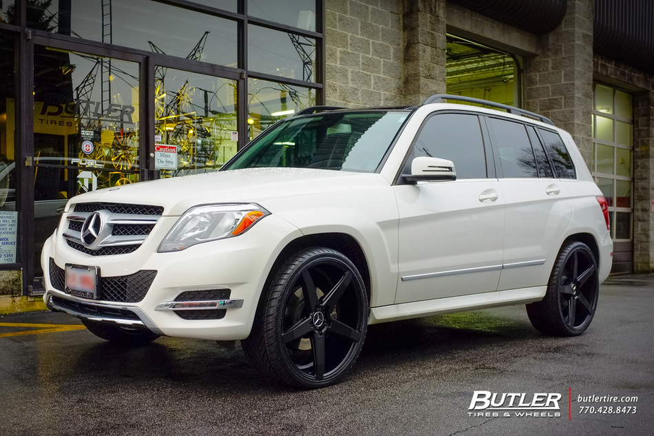 Audi Of Atlanta >> Mercedes GLK with 22in Savini BM11 Wheels exclusively from Butler Tires and Wheels in Atlanta ...