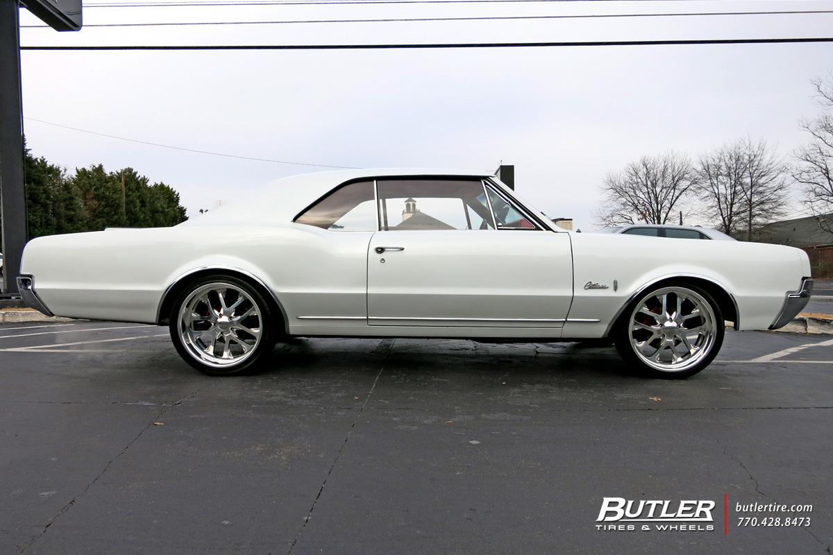 Volvo Of Marietta >> Oldsmobile Cutlass with 20in Budnick Chicane Wheels exclusively from Butler Tires and Wheels in ...