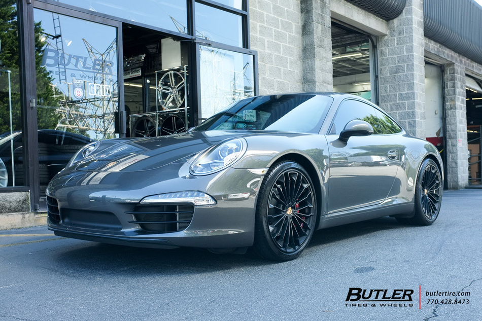 Can Am Car >> Porsche 991 - 911 Carrera S with 20in Victor Wurttemburg ...