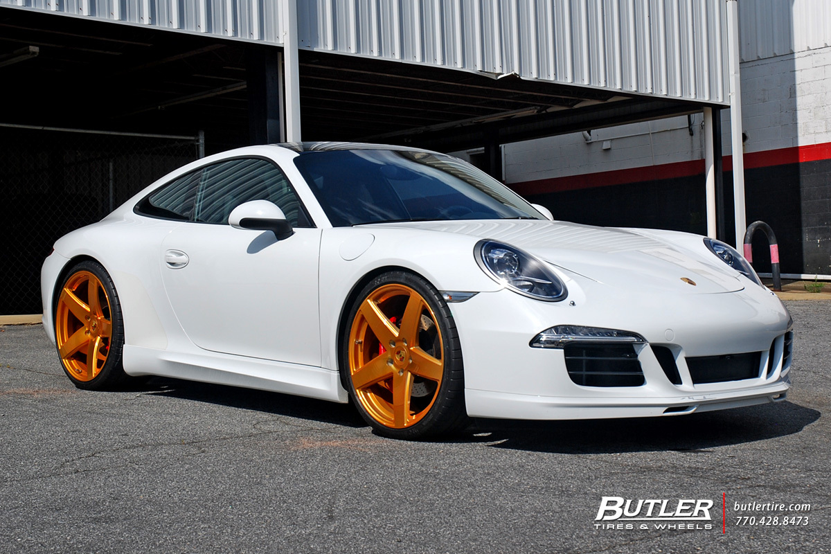 porsche 991 911 carrera s with 21in victor baden wheels. Black Bedroom Furniture Sets. Home Design Ideas