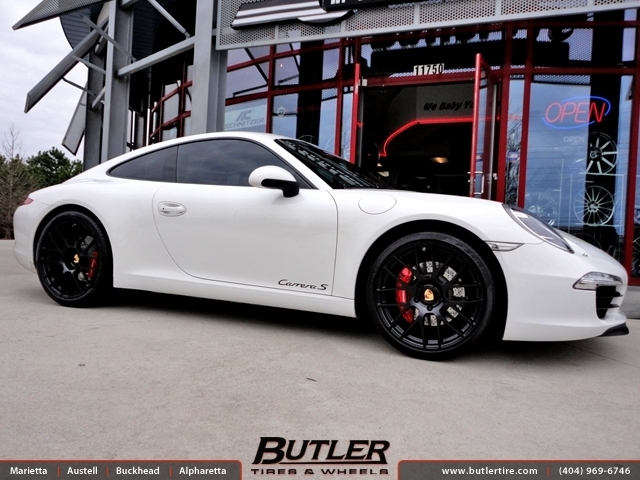 porsche 991 911 carrera s with 20in victor innsbruck. Black Bedroom Furniture Sets. Home Design Ideas