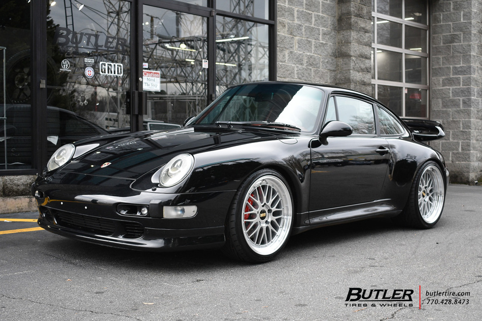 Porsche 993 - Carrera 4S with 19in BBS LM Wheels exclusively from Butler Tires and Wheels in ...
