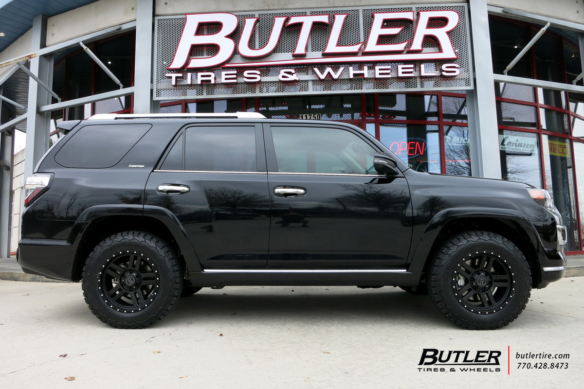 Toyota 4runner With 20in Black Rhino Mojave Wheels Exclusively From Butler Tires And Wheels In Atlanta Ga Image Number 10111