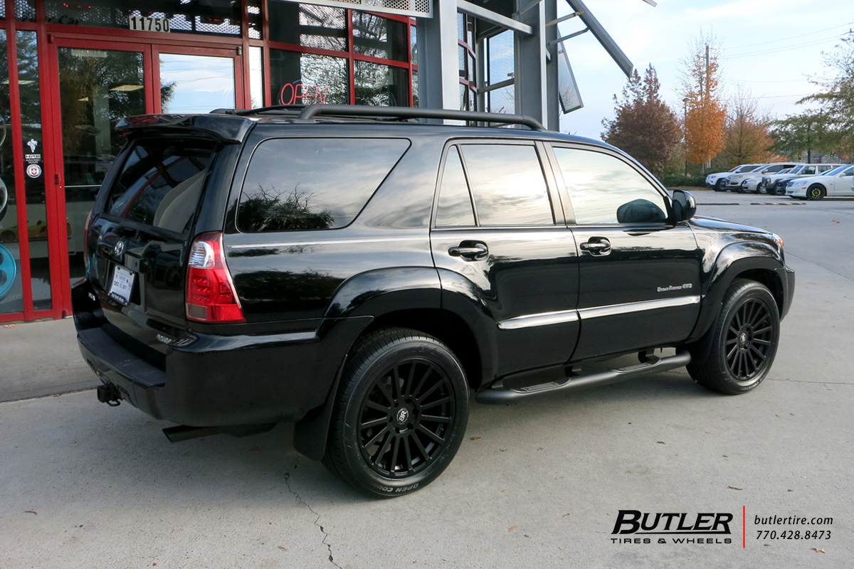 Lexus Of Atlanta >> Toyota 4Runner with 20in Black Rhino Spear Wheels exclusively from Butler Tires and Wheels in ...