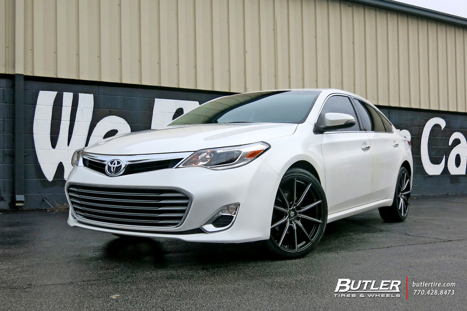 Toyota Avalon With 20in Lexani Css10 Wheels Exclusively