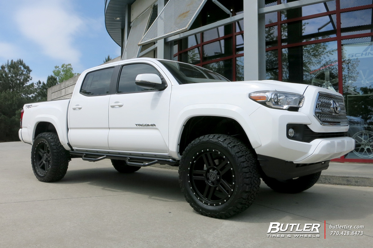 suspension tacoma toytec build on i red toyota coilover wheels boss rockstar