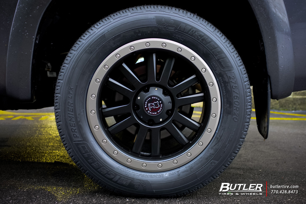 Toyota Tundra With 20in Black Rhino Tanay Wheels HD Wallpapers Download free images and photos [musssic.tk]