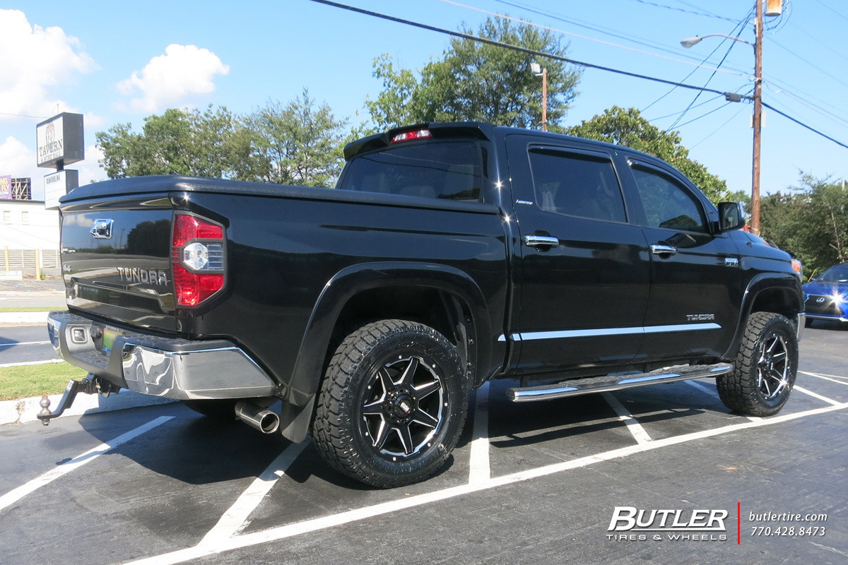 Audi Of Atlanta >> Toyota Tundra with 20in Grid Offroad GD6 Wheels exclusively from Butler Tires and Wheels in ...