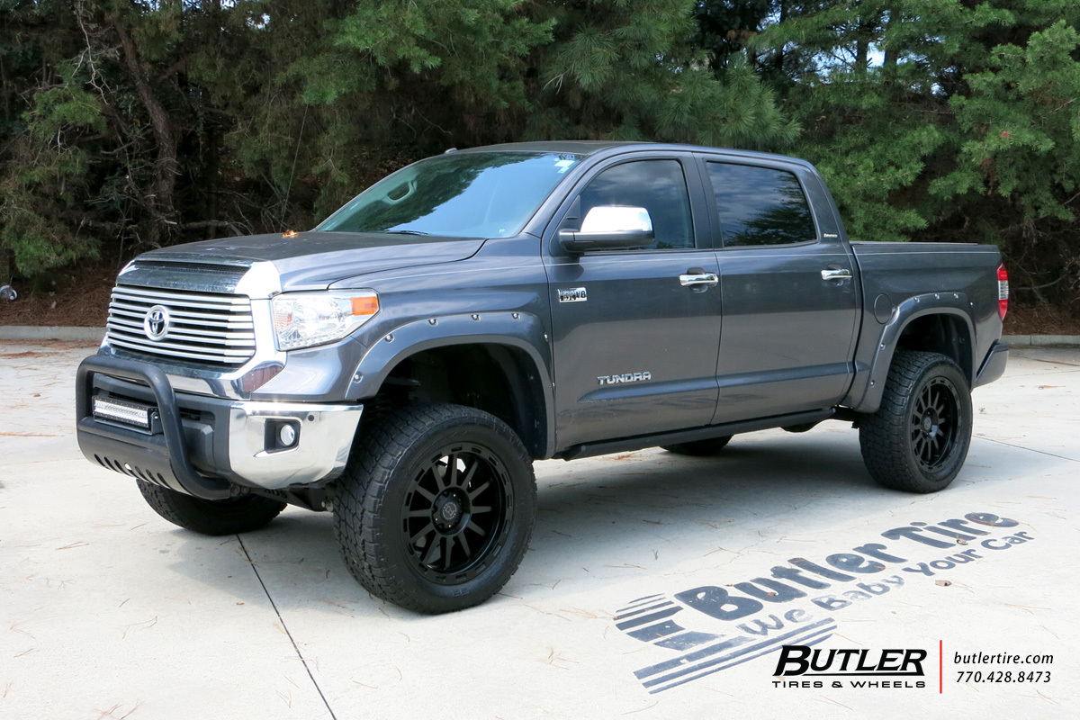 Toyota Tundra With 22in Black Rhino Revolution Wheels Exclusively From Butler Tires And Wheels In Atlanta Ga Image Number 10609