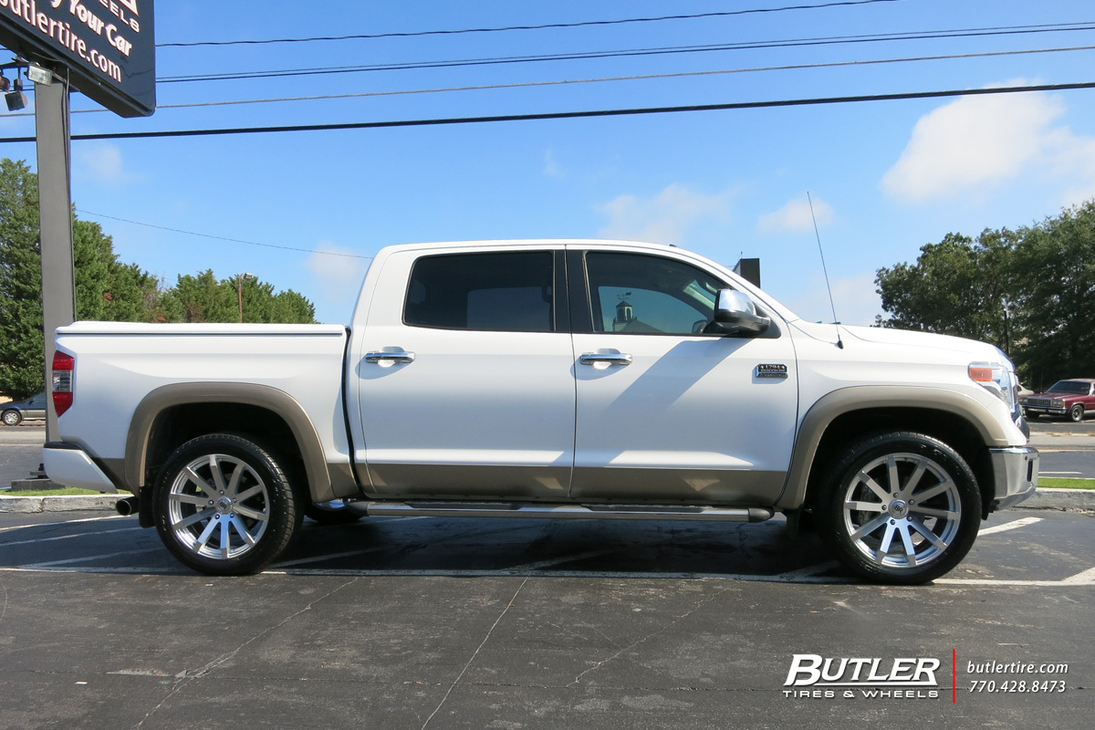 Rims Toyota Tundra >> Toyota Tundra with 22in Black Rhino Traverse Wheels exclusively from Butler Tires and Wheels in ...