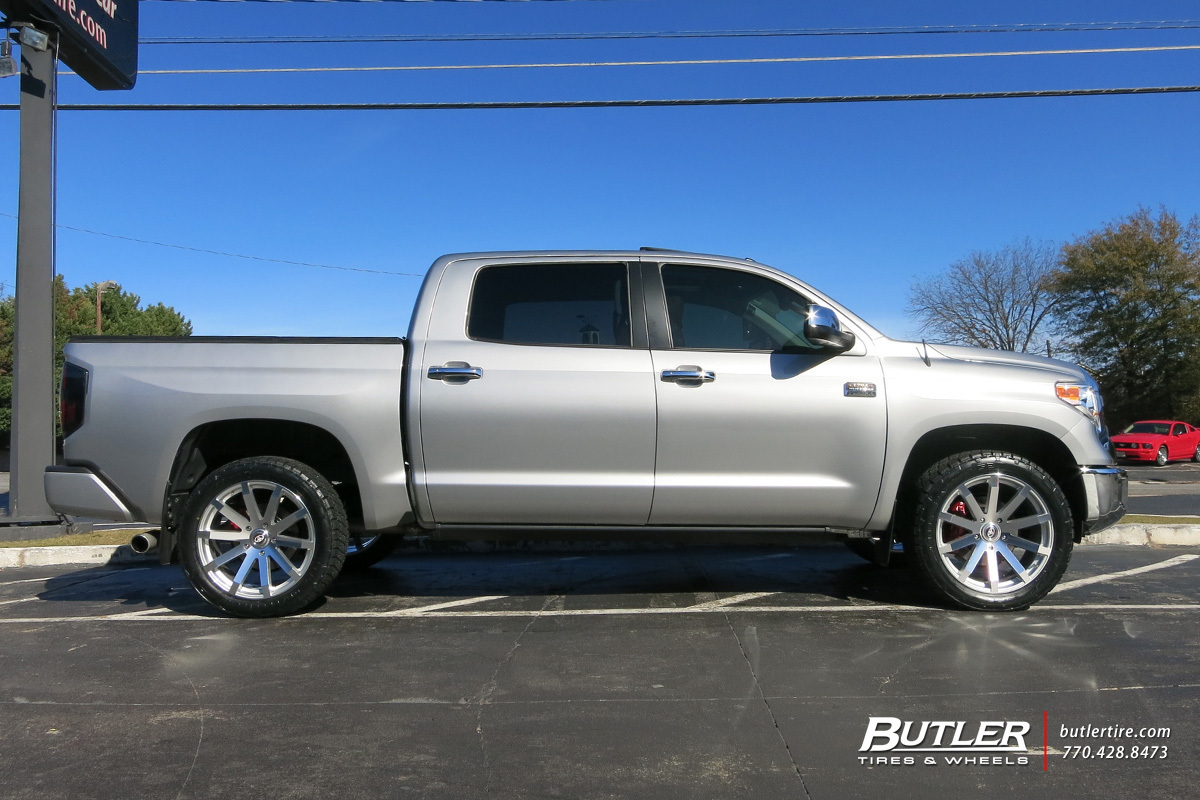 Who Has 22 Quot Wheels Tundratalk Net Toyota Tundra
