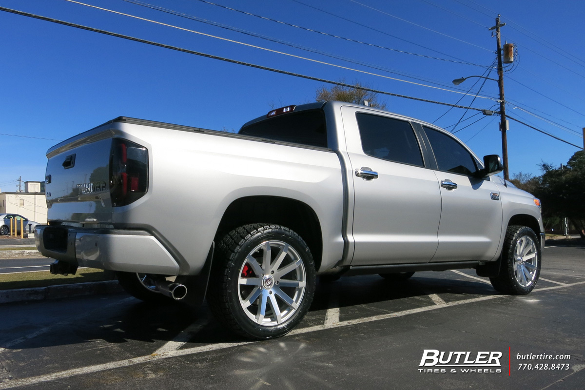 Tundra Off Road >> Toyota Tundra with 22in Black Rhino Traverse Wheels exclusively from Butler Tires and Wheels in ...
