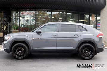 VW Atlas with 20in TSW Nord Wheels