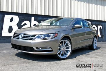 VW CC with 19in TSW Bathurst Wheels
