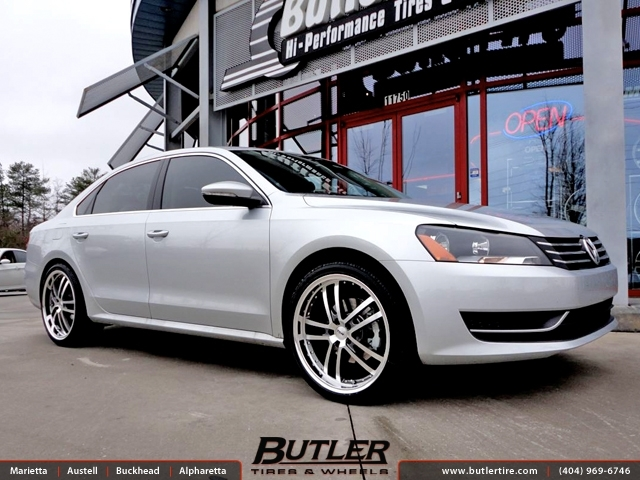 Vw Jetta Tire Size >> VW Jetta with 20in TSW Cadwell Wheels exclusively from Butler Tires and Wheels in Atlanta, GA ...
