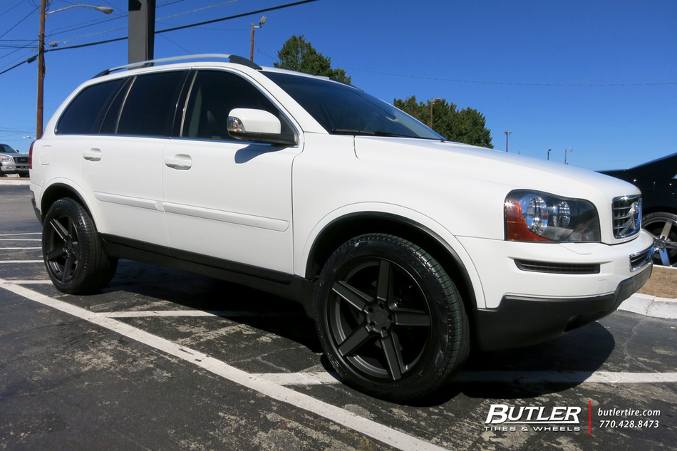 Volvo Xc90 Commercial >> Volvo XC90 with 20in TSW Ascent Wheels exclusively from ...