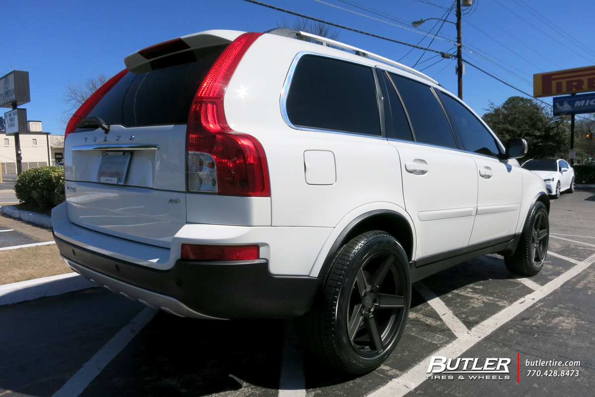 Volvo XC90 with 20in TSW Ascent Wheels exclusively from Butler Tires and Wheels in Atlanta, GA ...
