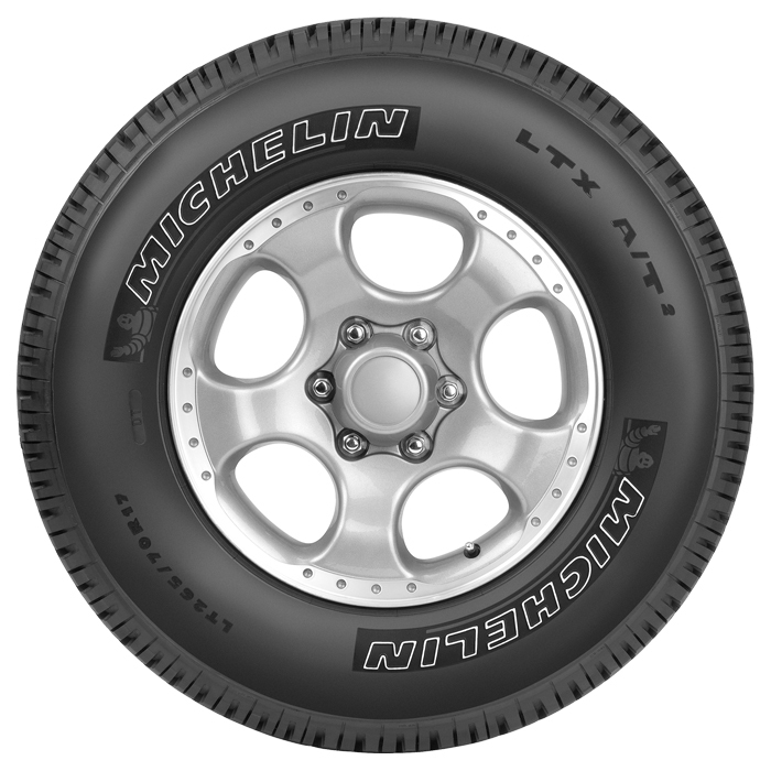 Michelin LTX A/T2 SUV/Crossover and Light Truck All Season Tires