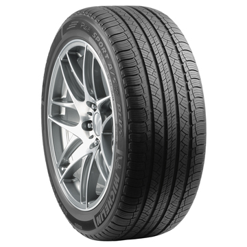 Michelin® Pilot Sport A/S Plus High Performance All Season Tires
