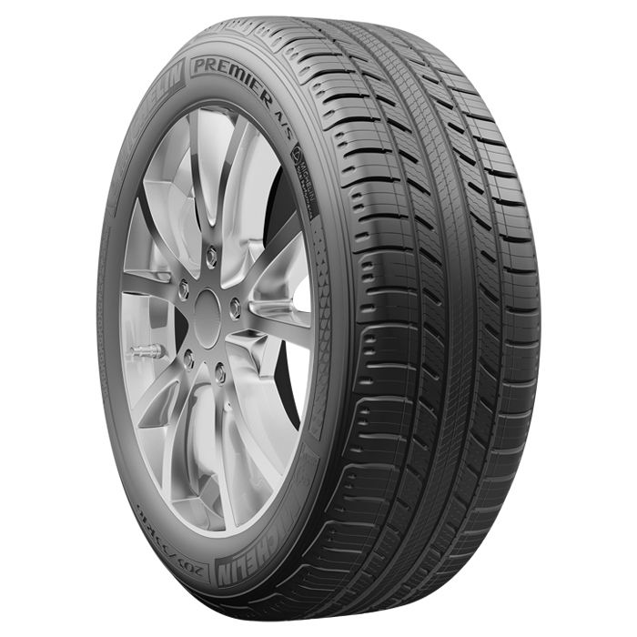 Michelin Premier A/S Luxury Performance Touring All Season Tires