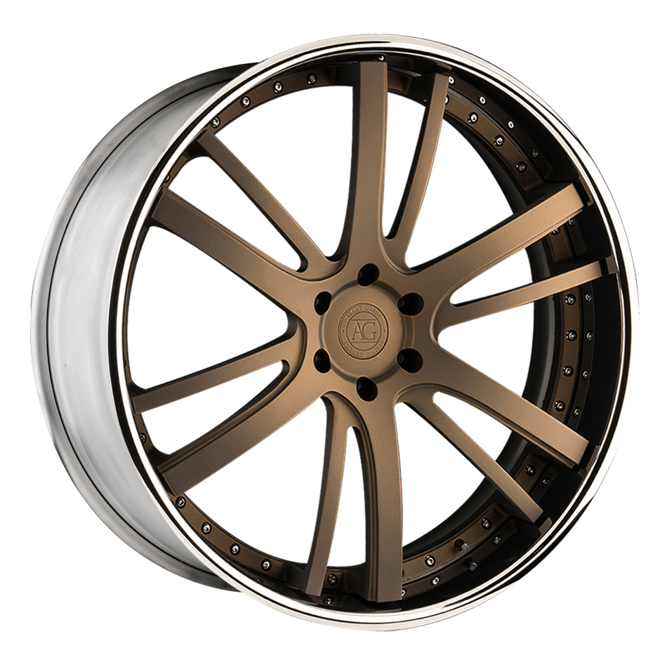 AG Luxury AGL18 Wheels