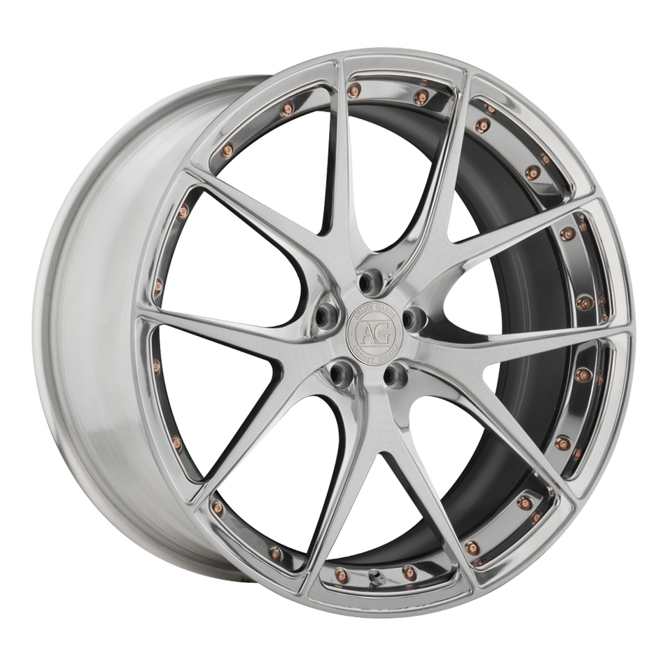 AG Luxury AGL23 Wheels