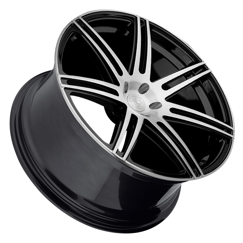 AG Luxury AGL36 Wheels