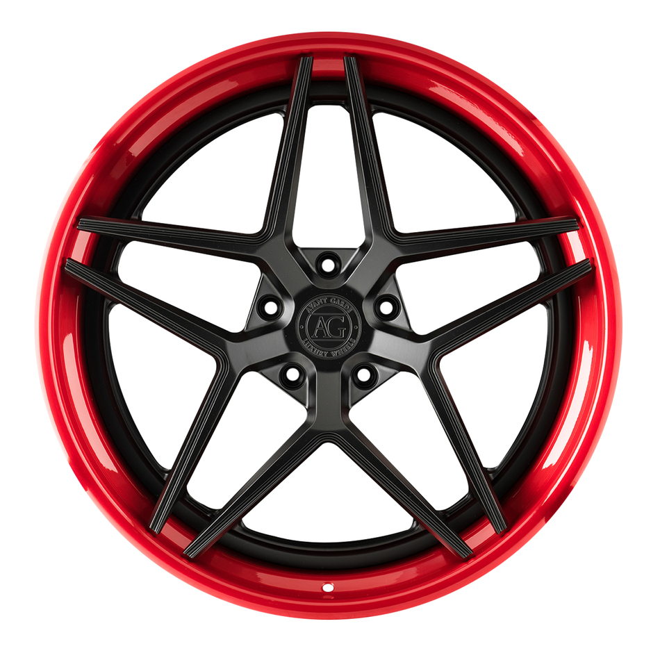 AG Luxury AGL42 Wheels