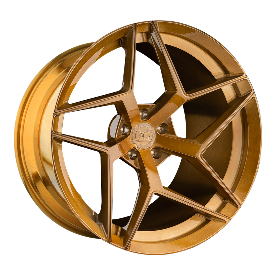 AG Luxury AGL53 Wheels