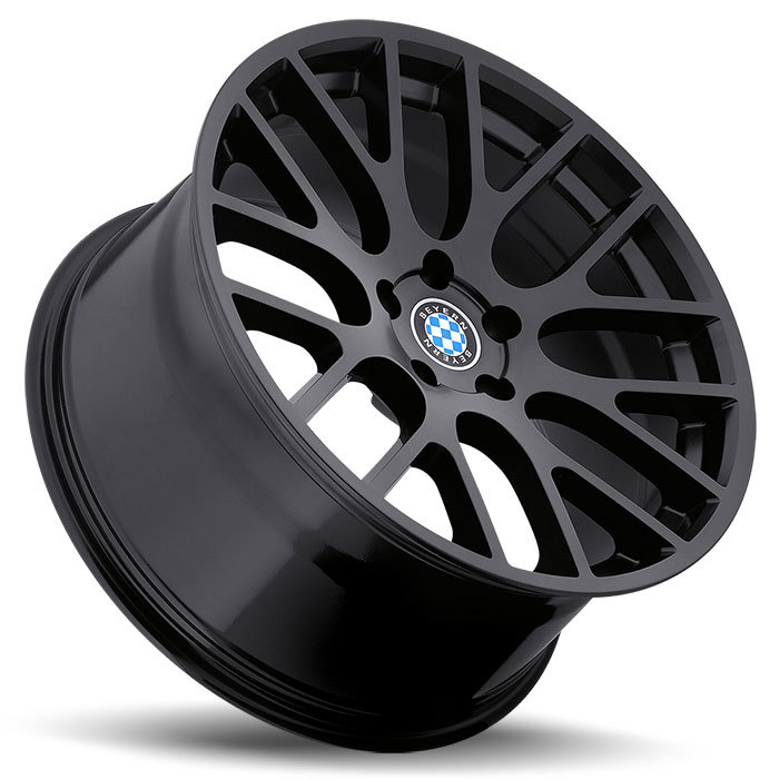 Beyern Spartan Matte Black BMW Wheels - Lay