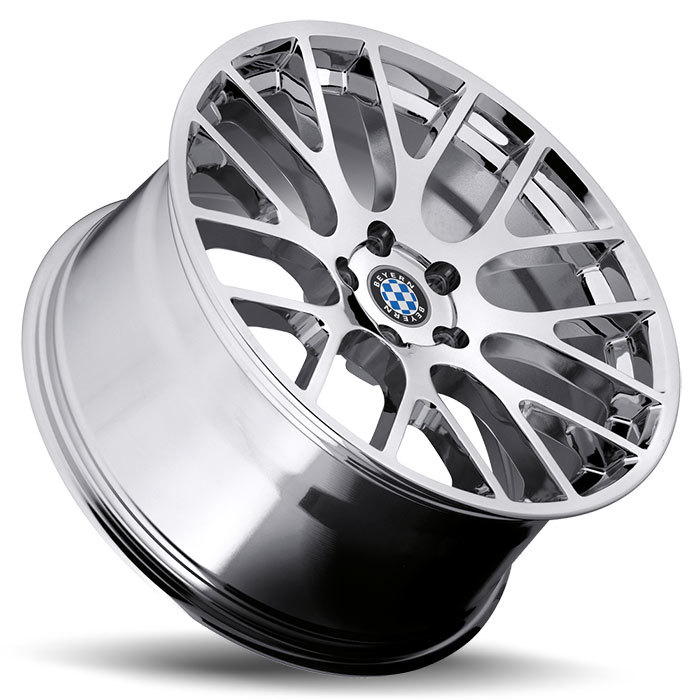 Beyern Spartan Chrome BMW Wheels - Lay