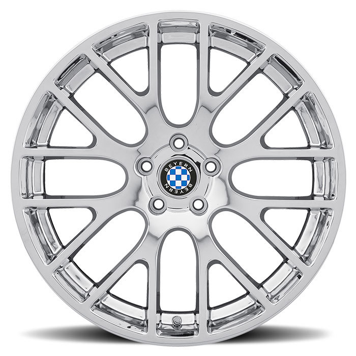 Beyern Spartan Chrome BMW Wheels - Face