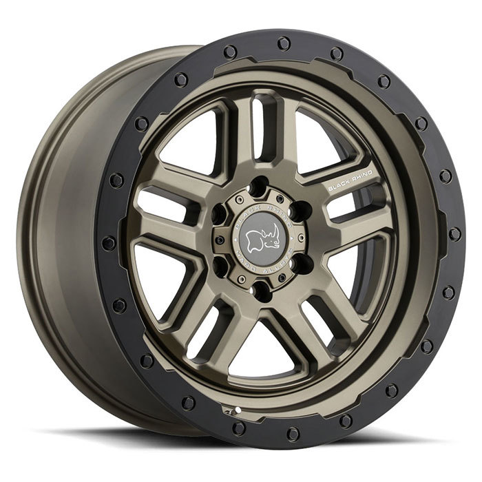 Black Rhino Barstow Off Road Wheels