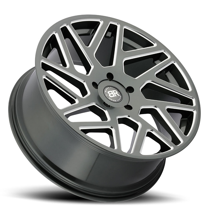 Black Rhino Cyclone Truck Wheels