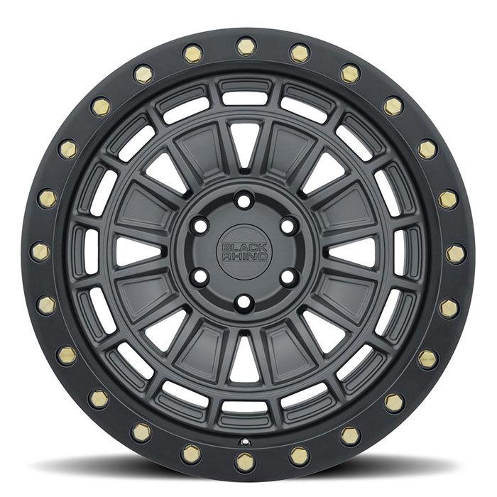 Black Rhino Dalton Off Road Wheels at Butler Tires and ...