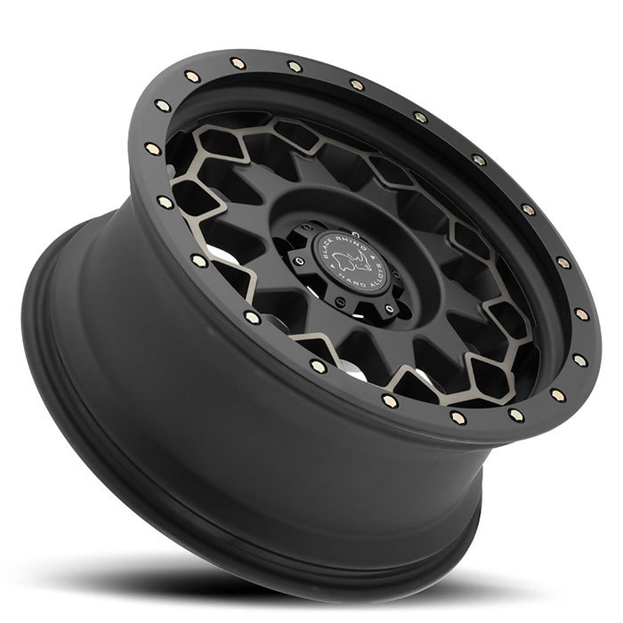 Black Rhino Diamante Off Road Wheels